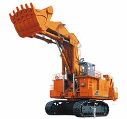 Hitachi EX 5500 HITACHI Construction Machinery Co. , Ltd, (Головной офис), Япония