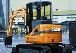 Case СХ40 B CASE-CNH France S.A. Франция