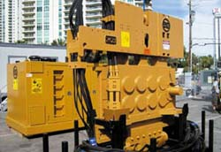 APE 250 VM American Piledriving Equipment Inc (APV), США