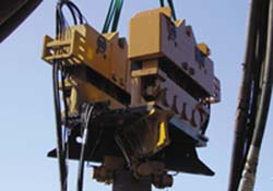 APE 400 American Piledriving Equipment Inc (APV), США