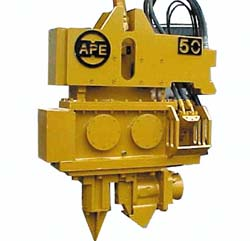 APE 50 American Piledriving Equipment Inc (APV), США