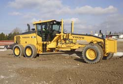 Volvo G976 VOLVO Construction Equipment Int. AB, Швеция